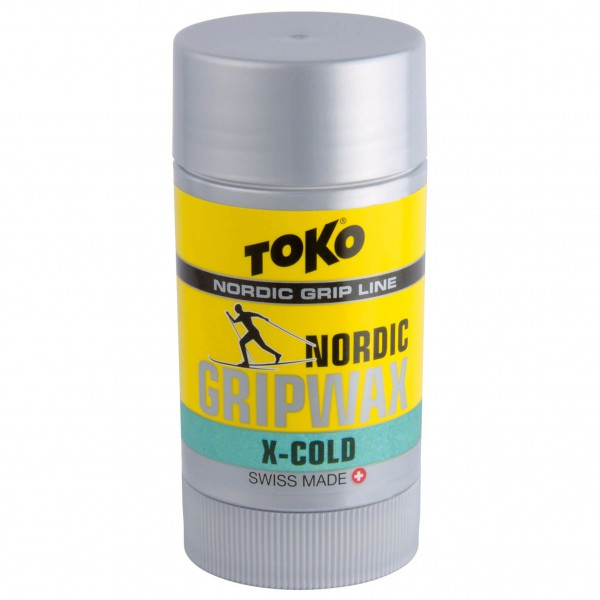 Toko - Nordic Grip Wax X-Cold - Fart d'apprêt