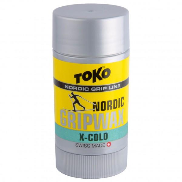Toko - Nordic Grip Wax X-Cold - Farts d'apprêt