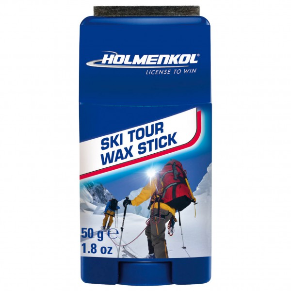 Holmenkol - Ski Tour Wax Stick - Rub-on wax