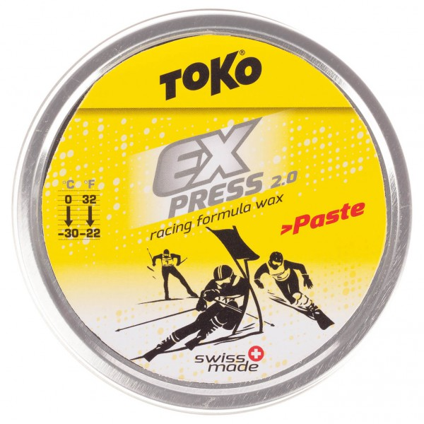 Toko - Express Racing Paste - Rub-on universal wax
