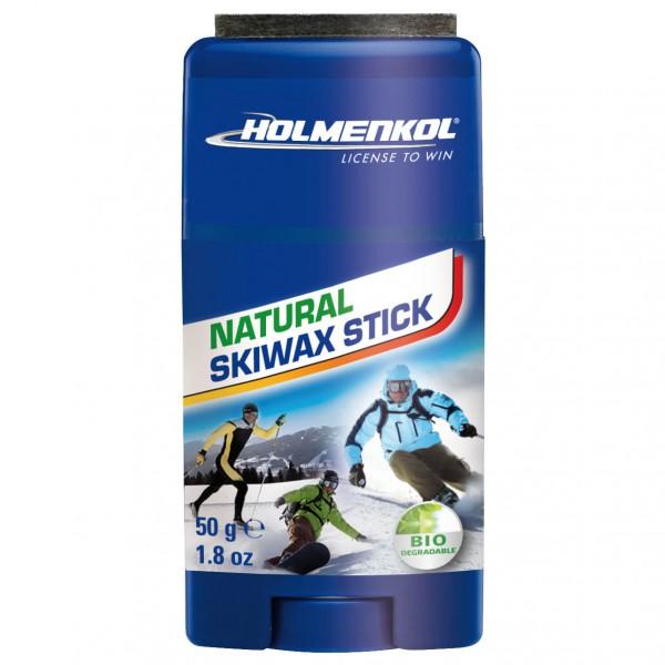 Holmenkol - Natural Skiwax Stick - Fart d'apprêt