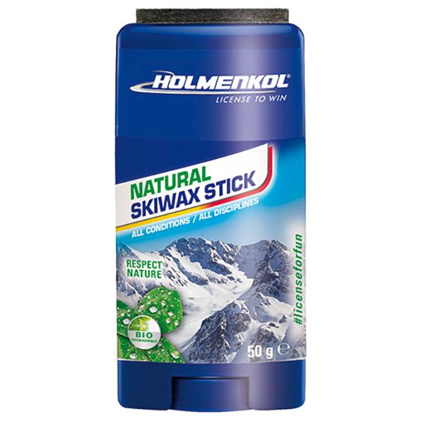 Holmenkol - Natural Skiwax Stick - Aufreibwachs