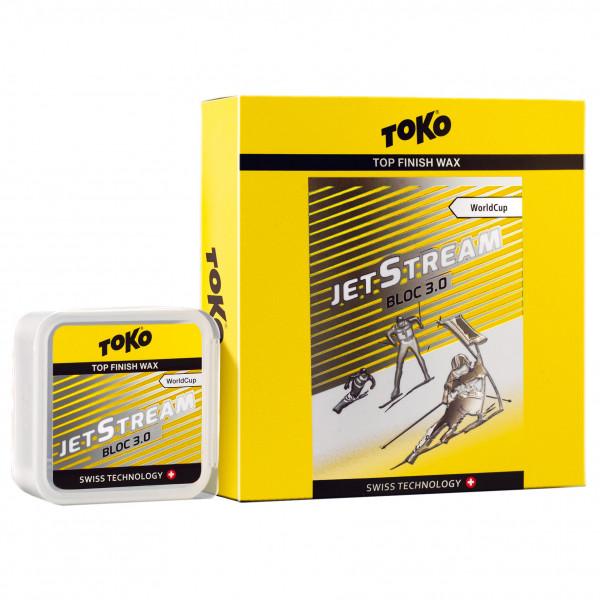 Toko - JetStream Bloc 3.0 Yellow - Aufreibwachs