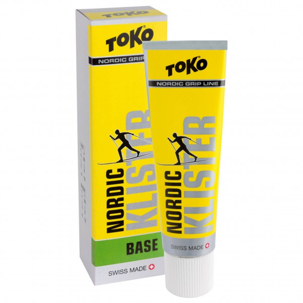 Toko - Nordic Base Klister Green - Klisterwax