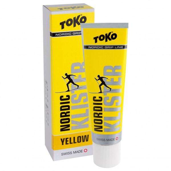 Toko - Nordic Klister Yellow - Klisterwas