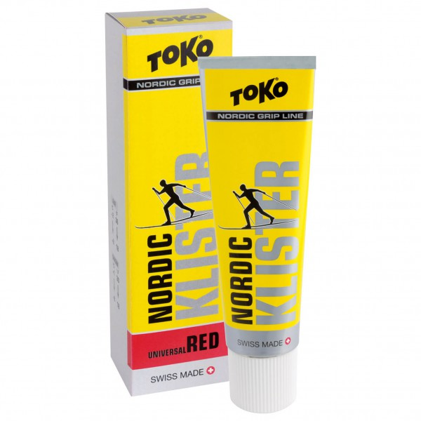 Toko - Nordic Klister Red - Klisterwas