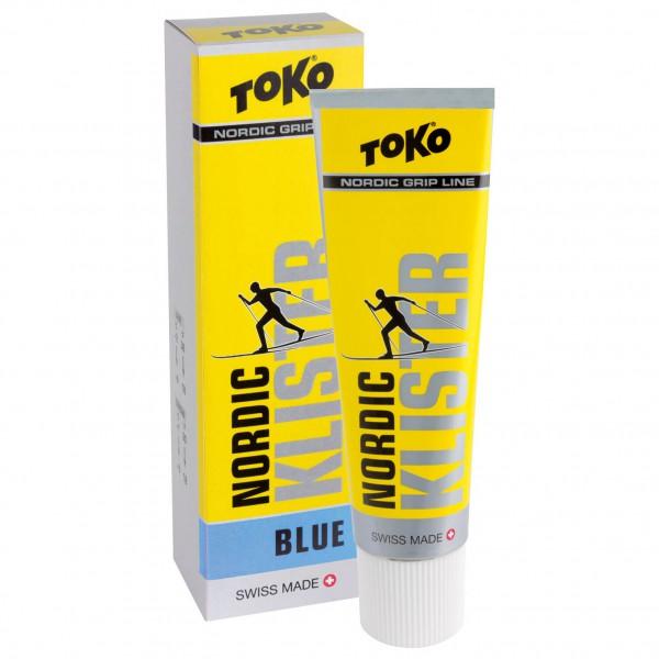 Toko - Nordic Klister Blue - Klister wax