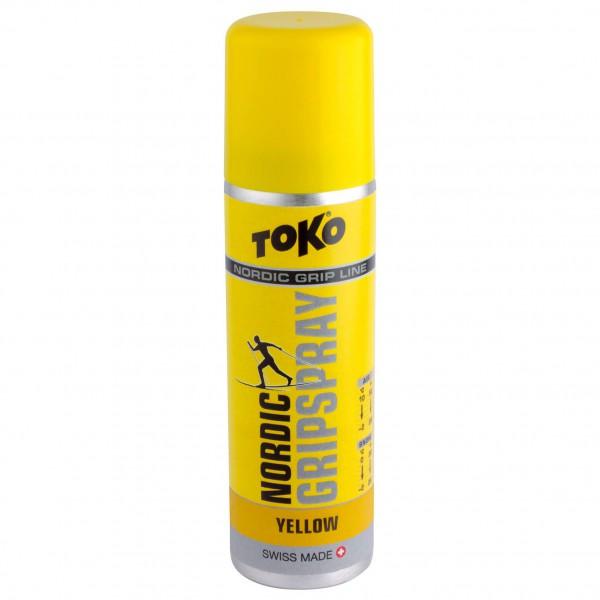 Toko - Nordic Grip Spray Yellow - Klister