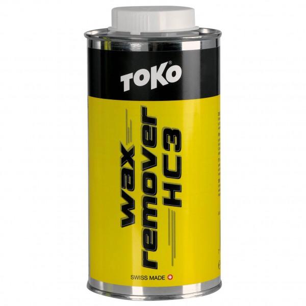Toko - Waxremover HC3 - Suksivahan poistoaine