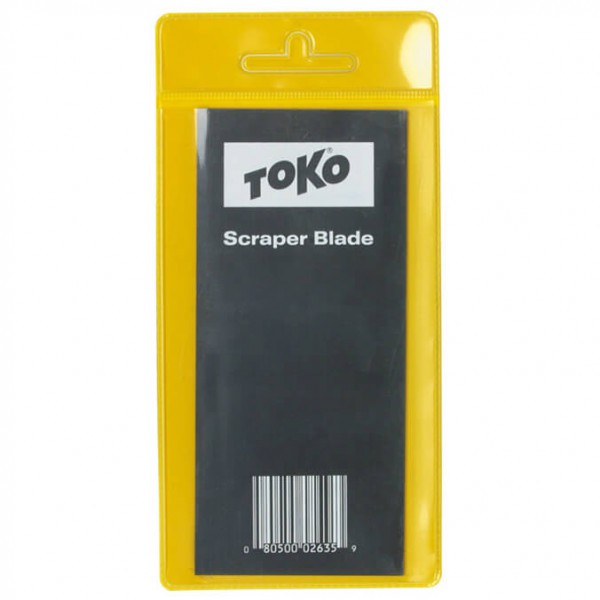 Toko - Steel Scraper Blade - Ski care accessories