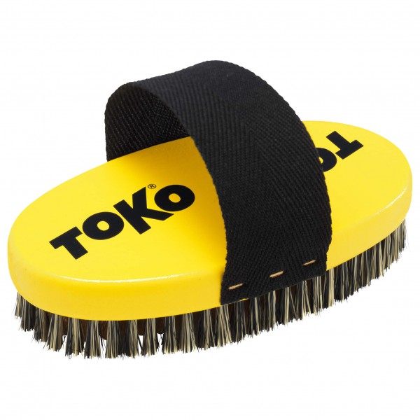 Toko - Base Brush Oval Copper - Børste