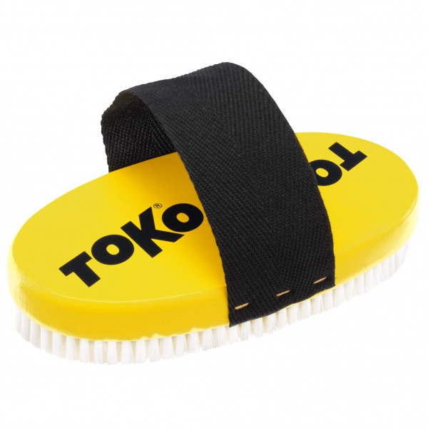 Toko - Base Brush Oval Nylon - Børste