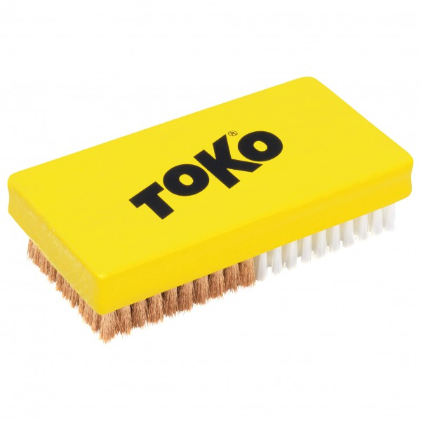 Toko - Base Brush Combi Nylon / Copper - Borstel