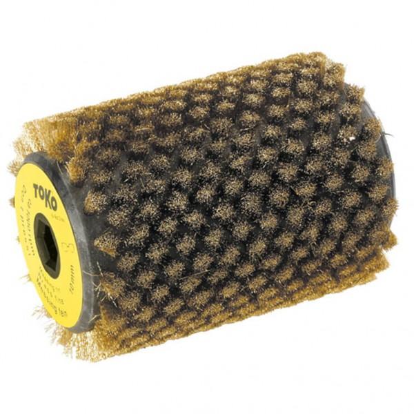 Toko - Rotary Brush Brass - Harjanpää