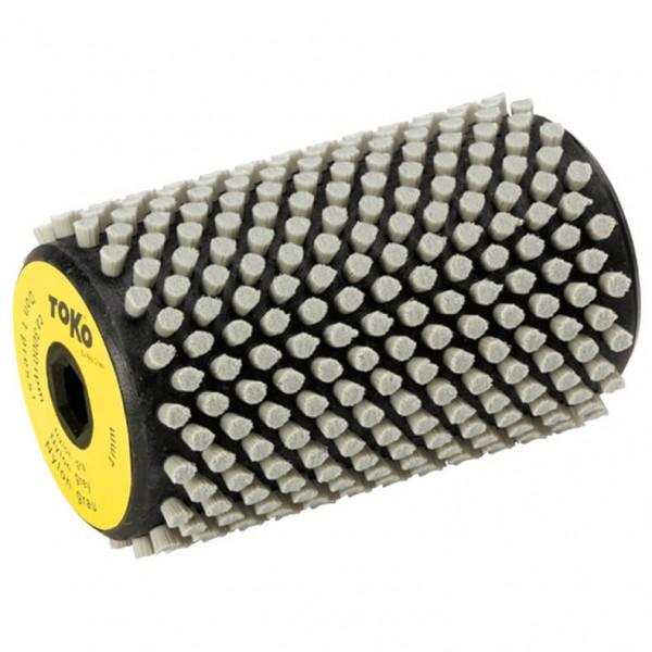Toko - Rotary Brush Nylon Grey - Børsteoppsats