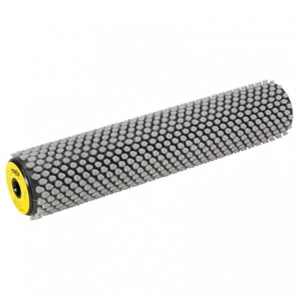 Toko - Rotary Brush Nylon Grey For Snowboards - Rullebørste