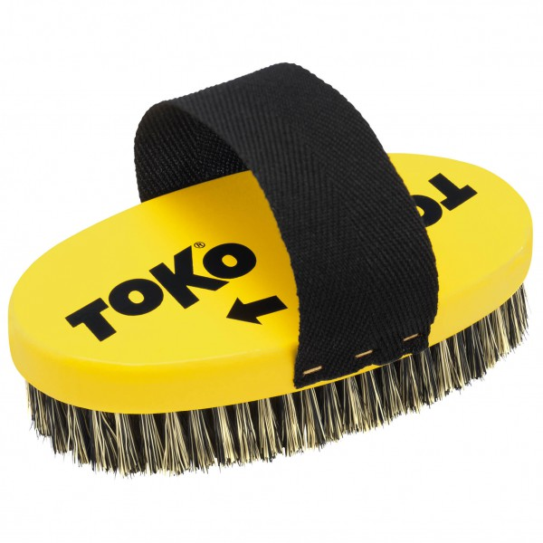 Toko - Base Brush Oval Steel Wire - Borstel