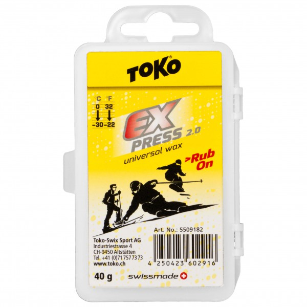 Toko - Express Rub On