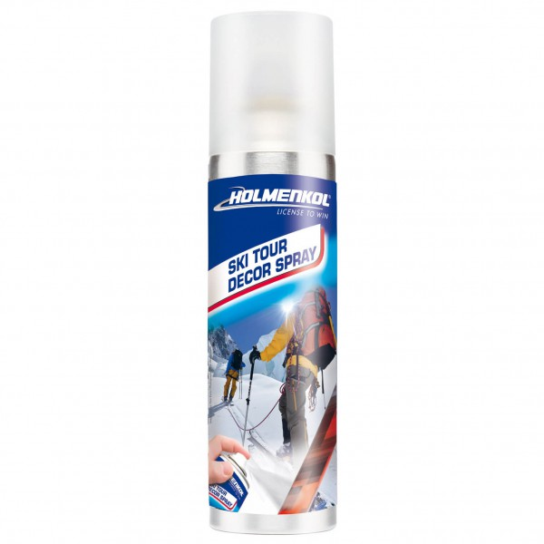 Holmenkol - Ski Tour Decor Spray - Suksien huoltosuihke