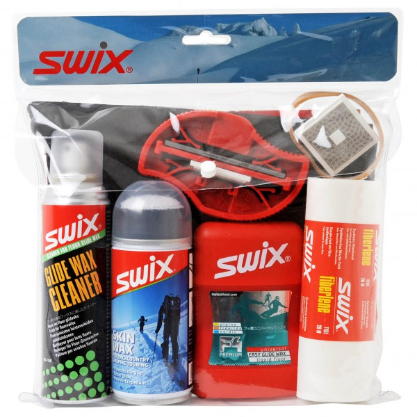 Swix - N14C Alpin Touring Set - Wax set