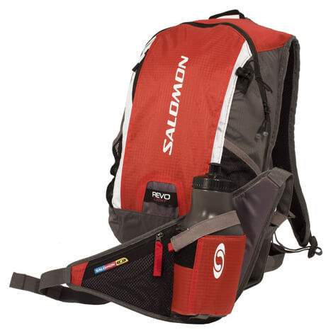 Salomon - Raid Box - Daypack + Funktionsgürtel