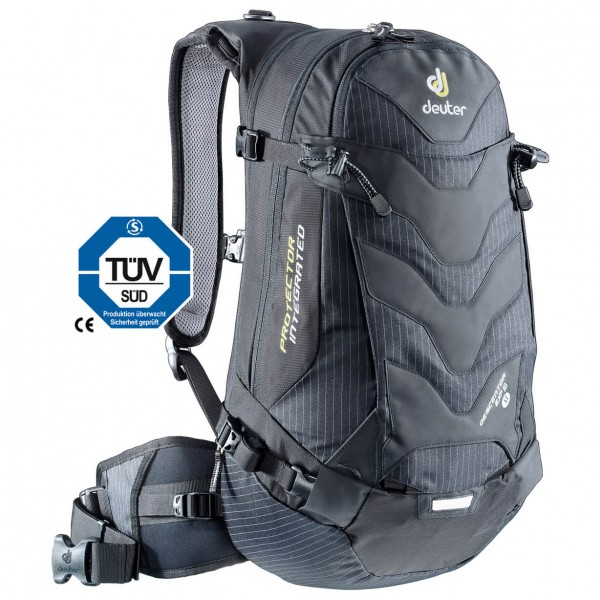 Deuter - Descentor EXP 18 SL - Tursekk