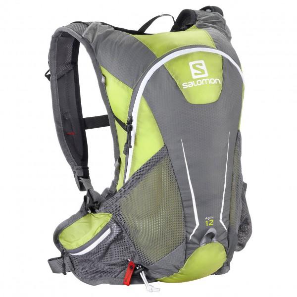 Salomon - Agile 12 Set - Kletterrucksack