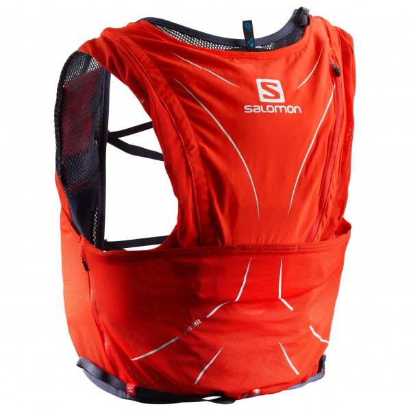 Salomon - Advanced Skin 12 Set - Trailrunningrucksack