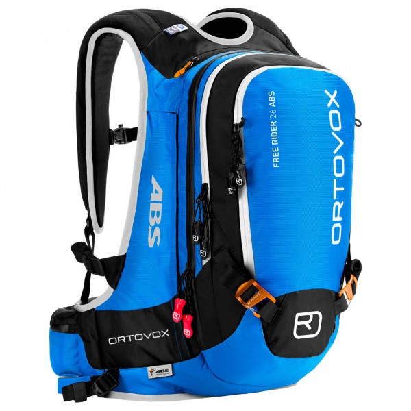 Ortovox - Free Rider 26 ABS - Sac à dos airbag