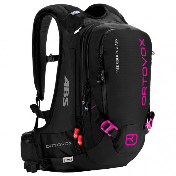 Ortovox - Women's Free Rider 24 ABS - Sac à dos airbag