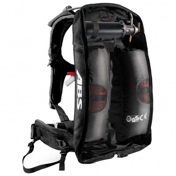 ABS - Vario Base Unit Carbon - Avalanche airbag system