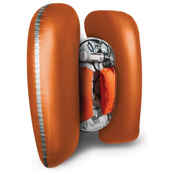 ABS - Silver Base Unit Carbon - Avalanche airbag system