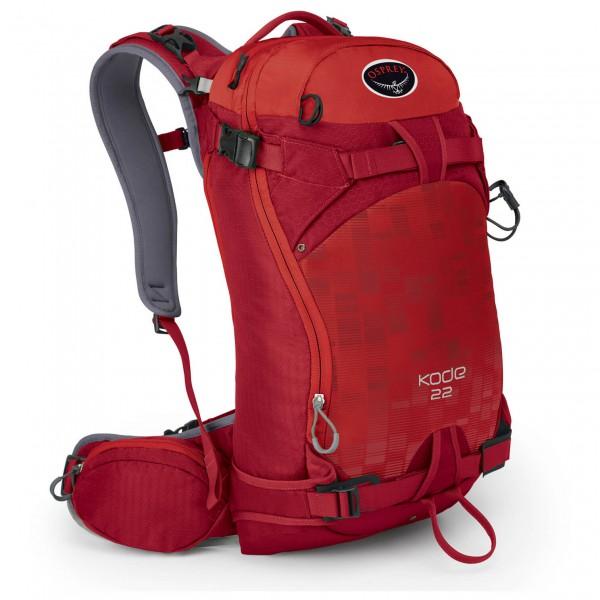 Osprey - Kode 22 - Dagbepakking