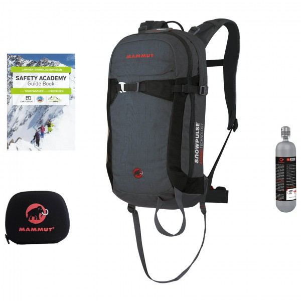 Mammut - Rocker Removable Airbag 18 - Vorteils-Set