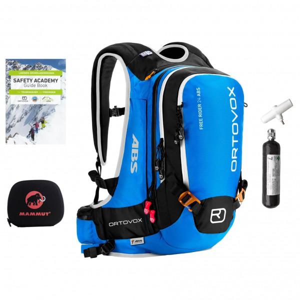 Ortovox - Free Rider 24 ABS - Vorteils-Set
