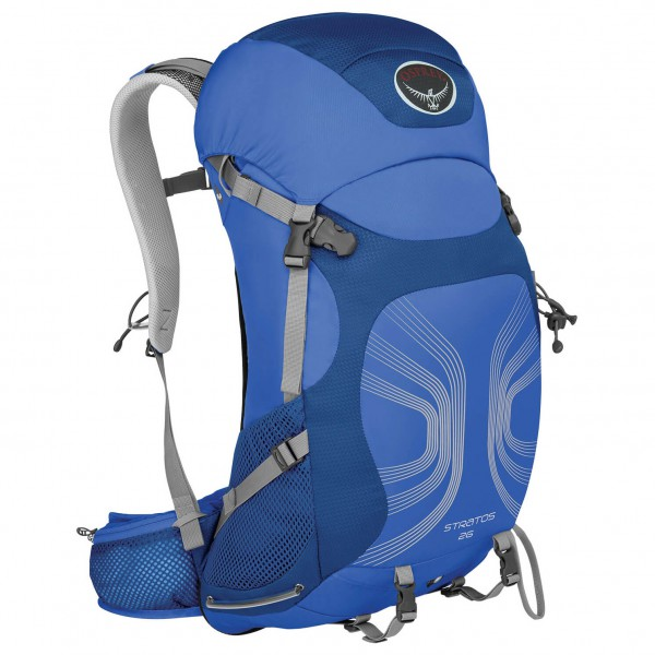 Osprey - Stratos 26 - Dagbepakking