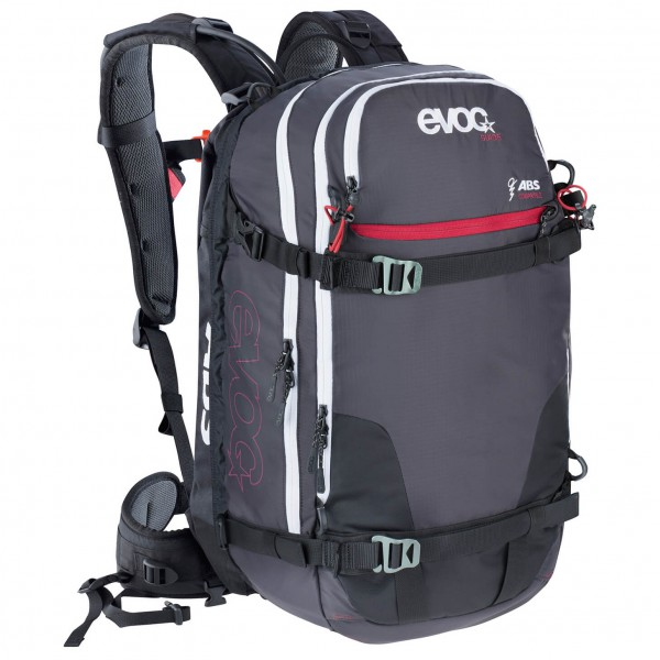Evoc - Zip-On ABS Guide 30L - Lumivyöryreppu
