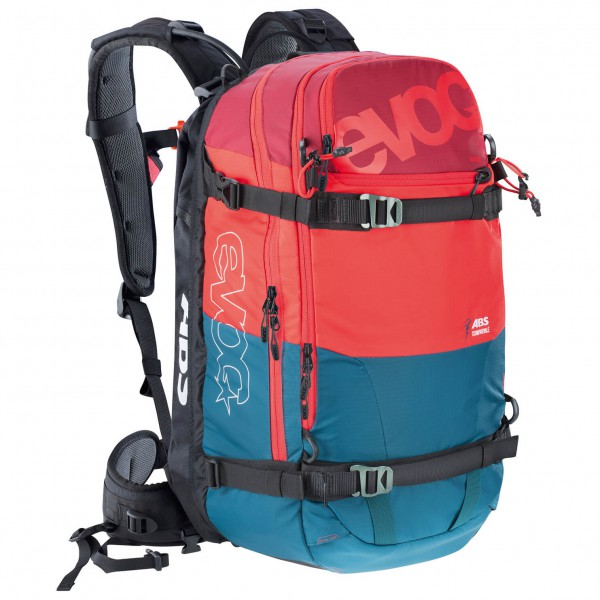 Evoc - Zip-On ABS Guide Team 30L - Lawinerugzak