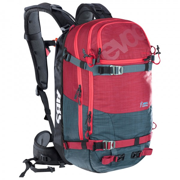 Evoc - Zip-On ABS Guide Team 30L - Lumivyöryreppu