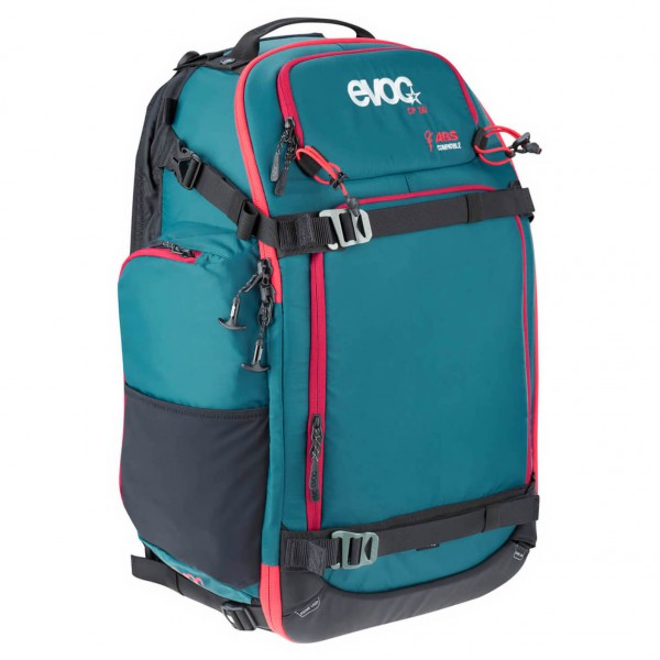 Evoc - Zip-On ABS CP 26L - Fotorugzak