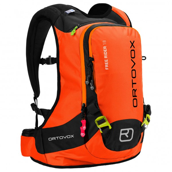 Ortovox - Free Rider 18 - Ski touring backpack