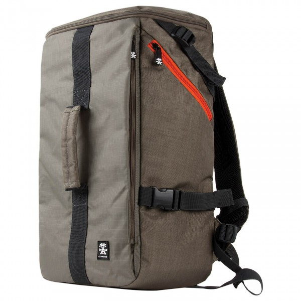 Crumpler - Track Jack Barrel Backpack - Dagsryggsäck