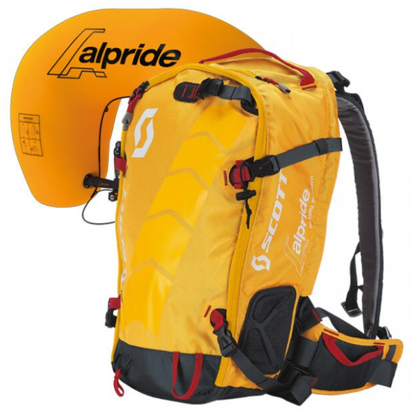 Scott - Air Free Ap 22 Kit - Sac à dos airbag