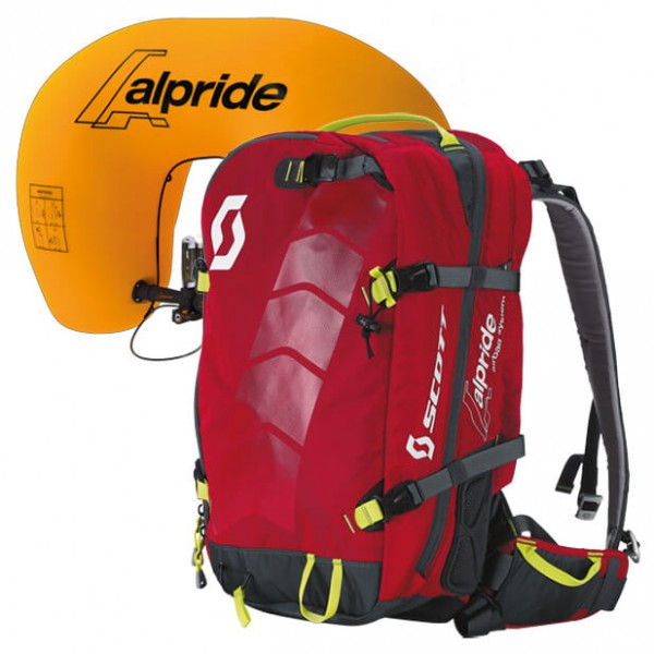 Scott - Air Free Ap 30 Kit - Avalanche backpack