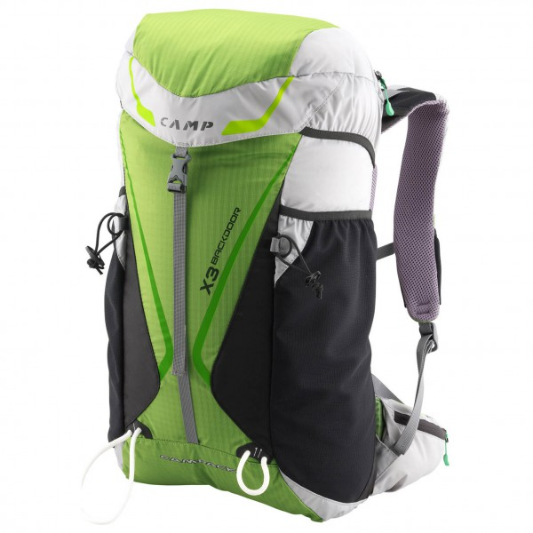 Camp - X3 Backdoor - Skitourenrucksack