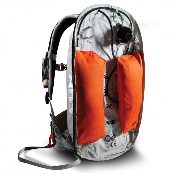ABS - Vario Base Unit Silver Edition - Sac à dos airbag