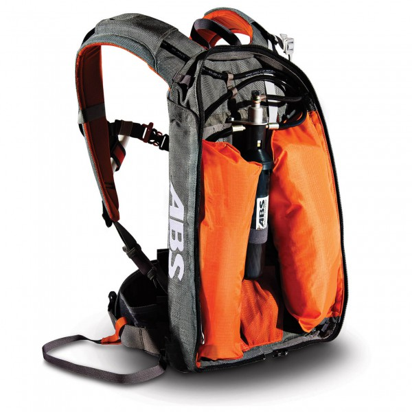 ABS - Powder Base Unit - Lawinenrucksack
