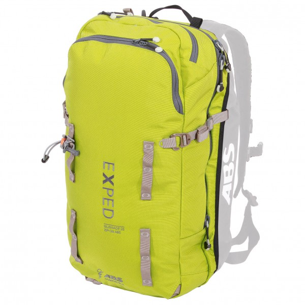 Exped - Glissade 25 ABS Zip-On - Ski touring backpack