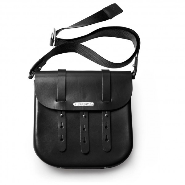 Brooks England - B3 Moulded Leather Bag - Rahmentasche