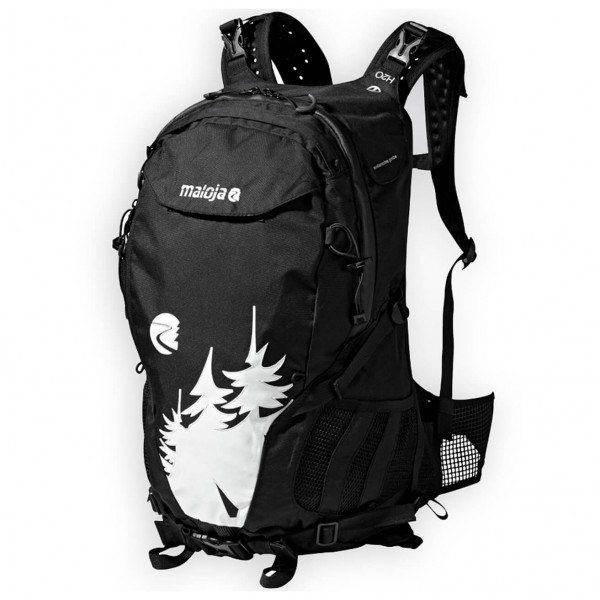 Maloja - MorteratschM. - Cycling backpack
